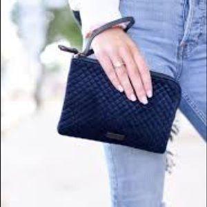 Vera Bradley iconic pouch wristlet